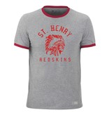 Russell Athletic H511-64RTTM Essential Ringer Tee
