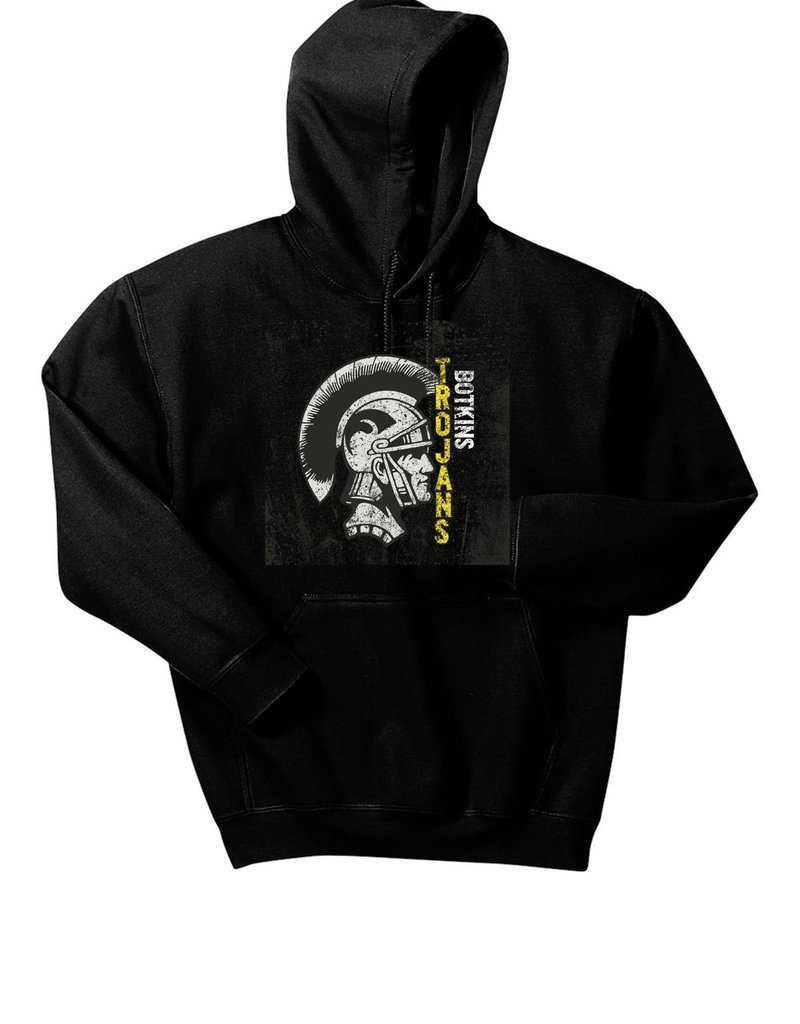 Gildan B256-18500 Gildan Hooded Sweatshirt