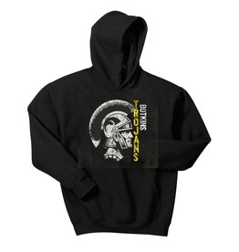 Gildan B256-18500B Youth Gildan Hooded Sweatshirt