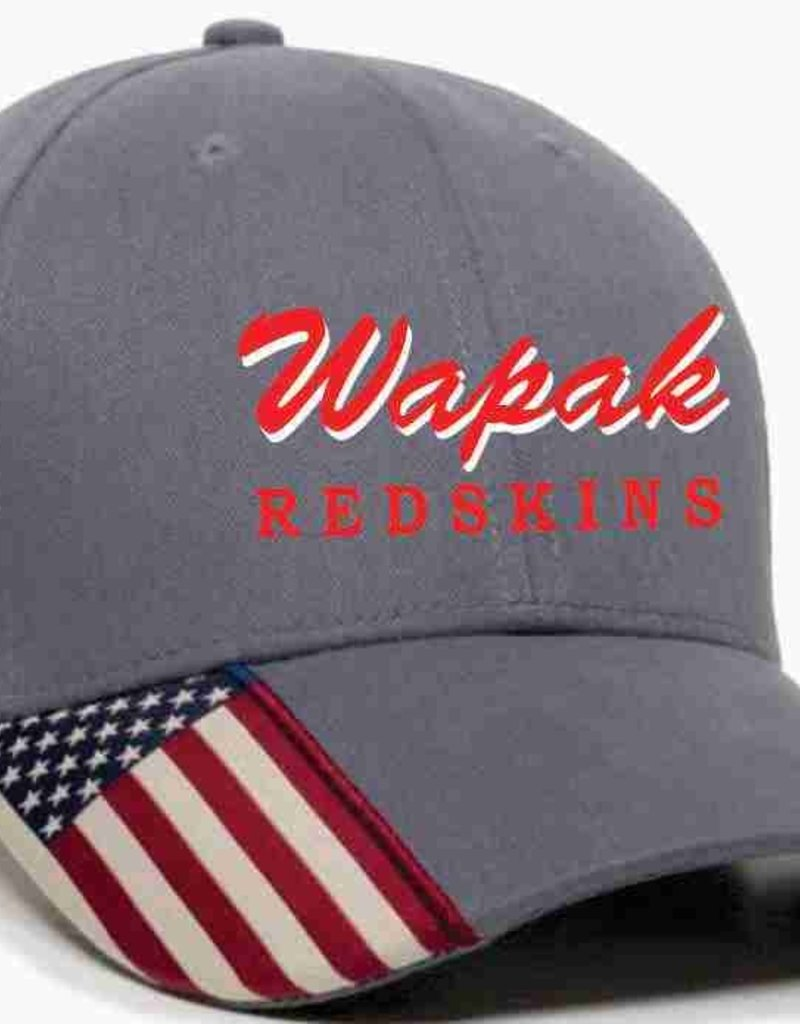 Outdoor Cap W497-USA300 Cotton Twill Cap