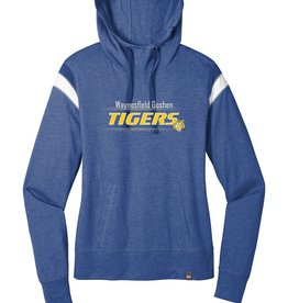 New Era T203-LNEA108 Ladies Heritage Varsity Hoodie