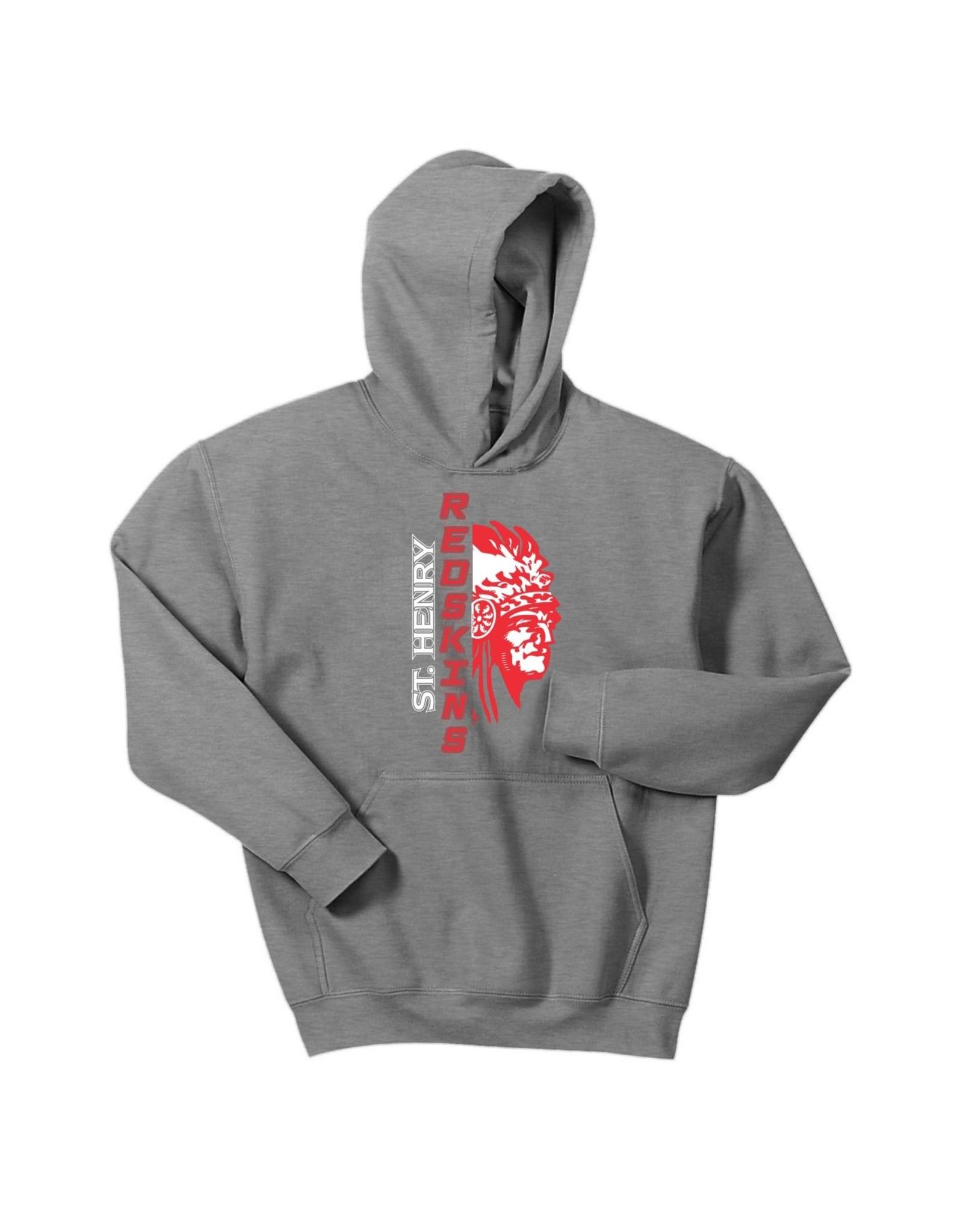 Gildan H564-18500 Hooded Sweatshirt