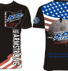 W365-Wapakoneta 50th Anniversary Armstrong T-shirt