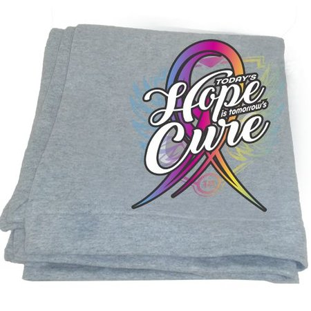 Gildan H223 Hope 2018 Blanket