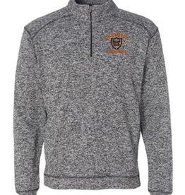J. America C123 - 8614 Cosmic Fleece Quarter-Zip Pullover Sweatshirt