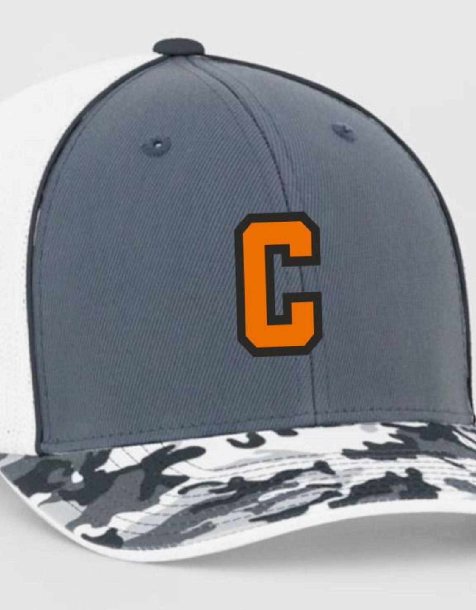 Pacific Headwear C127 - 402F Glamo Trucker Hat