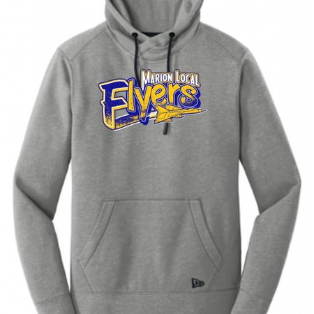 New Era M112 - Tri Blend Fleece Hoodie