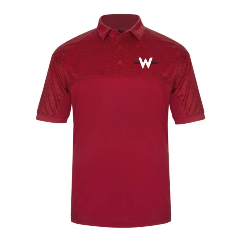 Badger W246 - 334100 Men's Polo