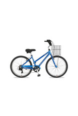 SUN BICYCLES LADY'S BEACH CRUISER 7sp