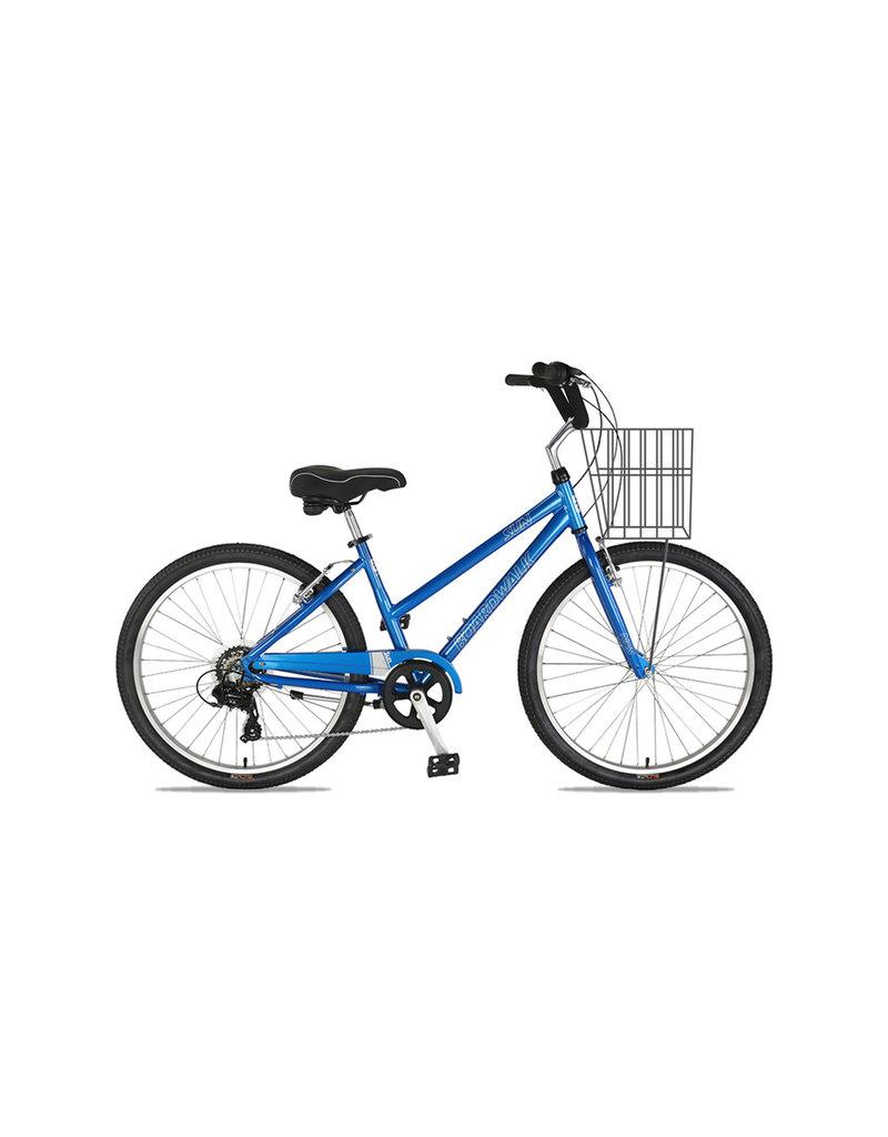 SUN BICYCLES LADY'S BEACH CRUISER 7sp
