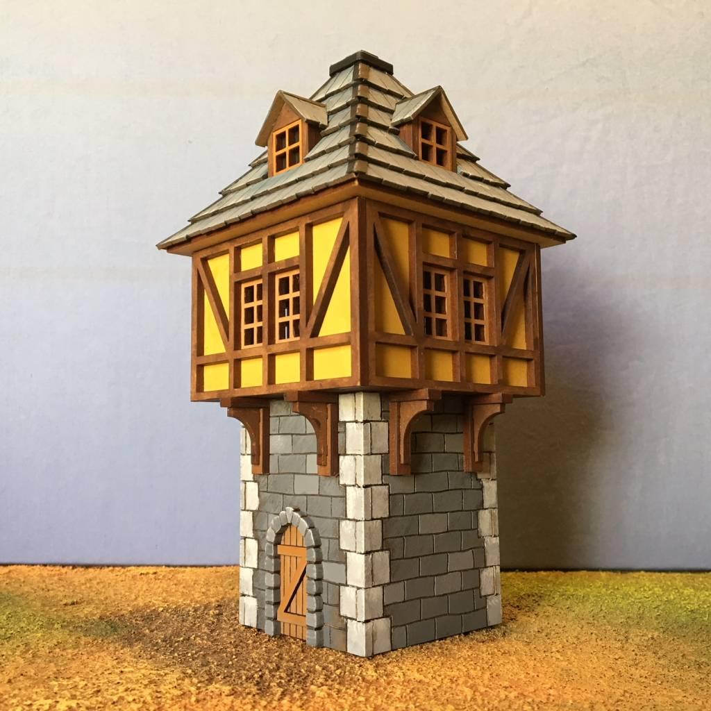 GG GG: Guard Tower