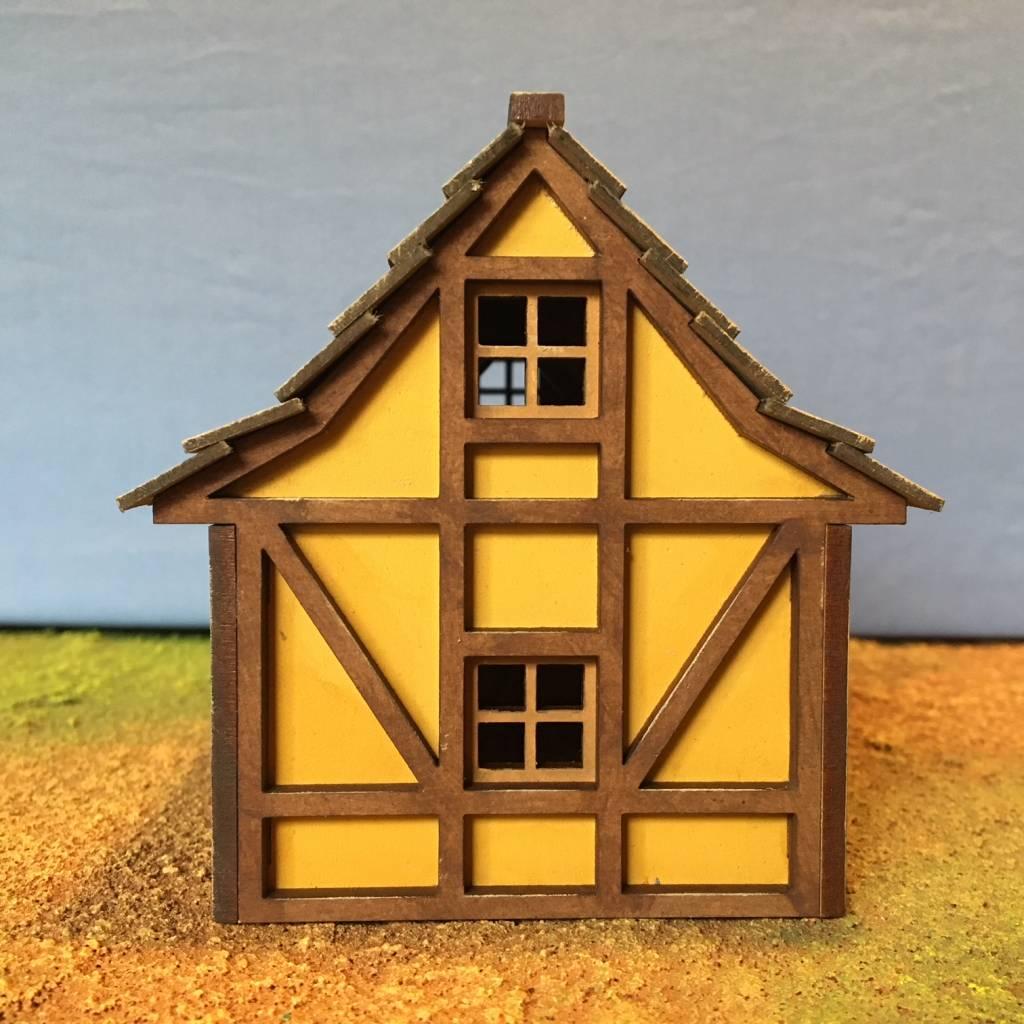 GG GG: Medieval House