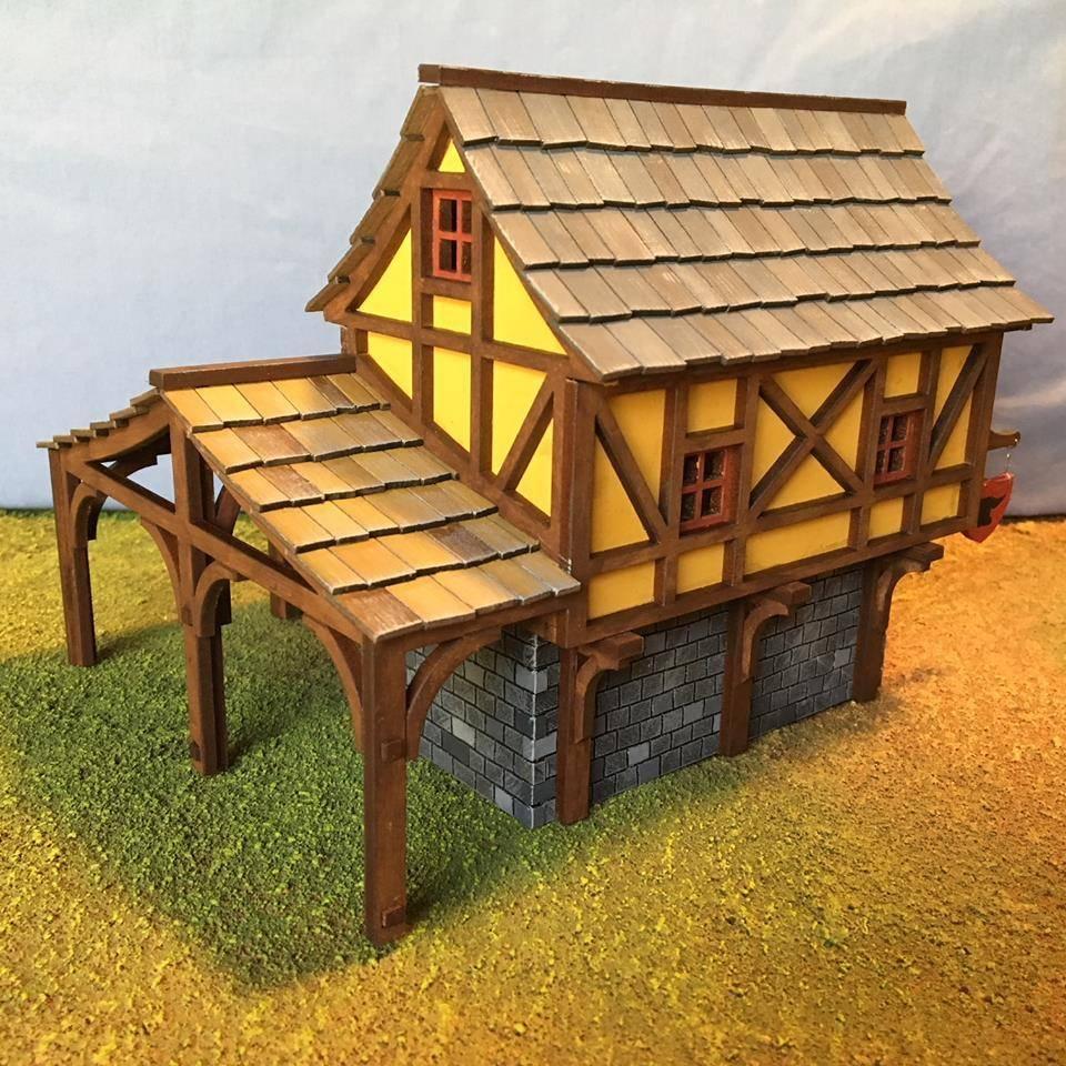 GG GG: Blacksmith's Shop