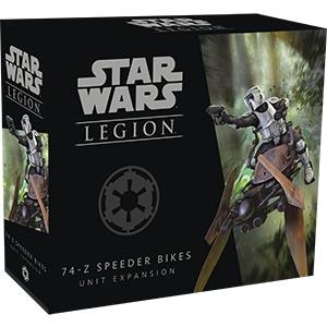 FFG Star Wars: Legion - 74-Z Speeder Bikes Unit Expansion