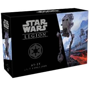 FFG Star Wars: Legion - AT-ST Unit Expansion