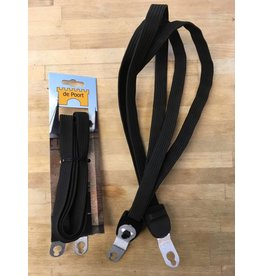 Belico Rack Straps Black