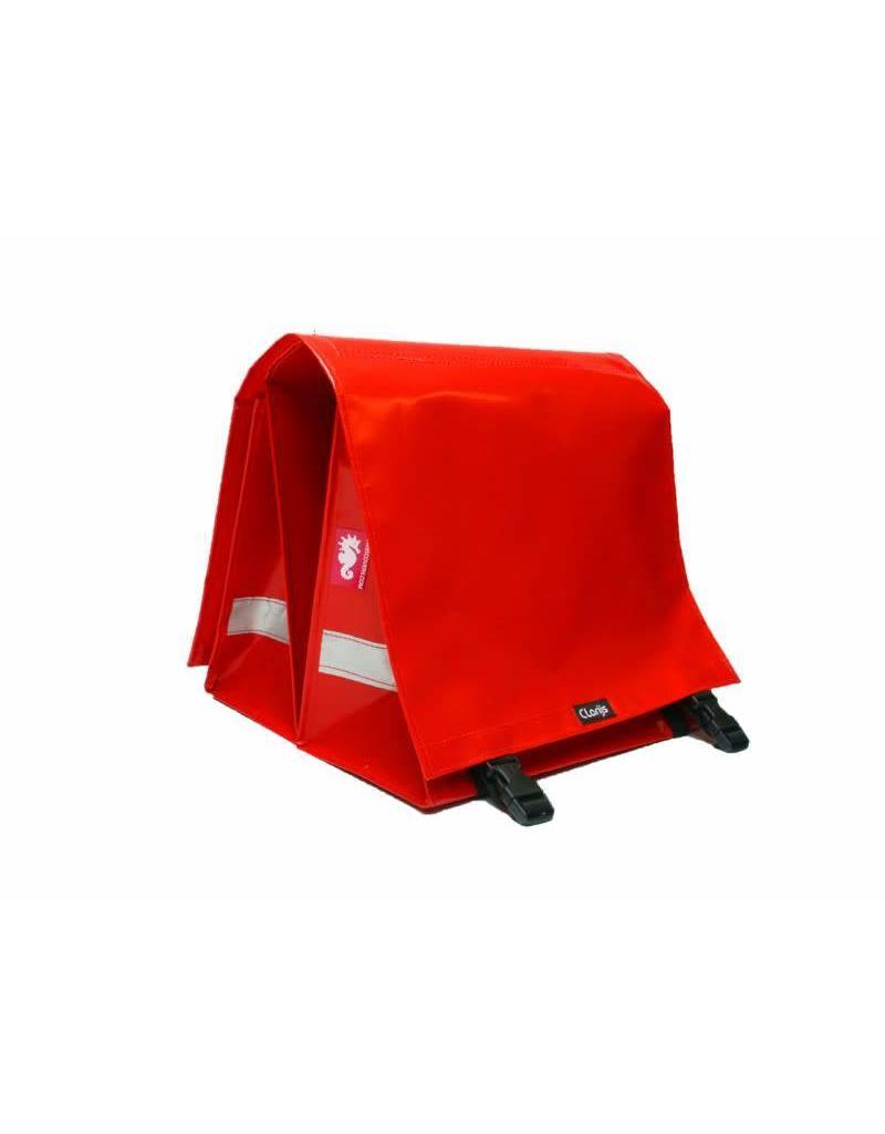 Clarijs Clarijs Panniers XL Red #8