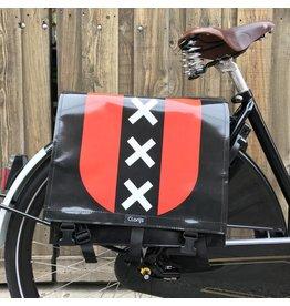 Clarijs Clarijs Panniers XL Amsterdam Flag