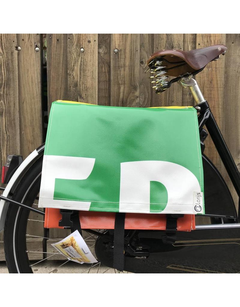 Clarijs Clarijs Panniers XL Recycled Sonn Green