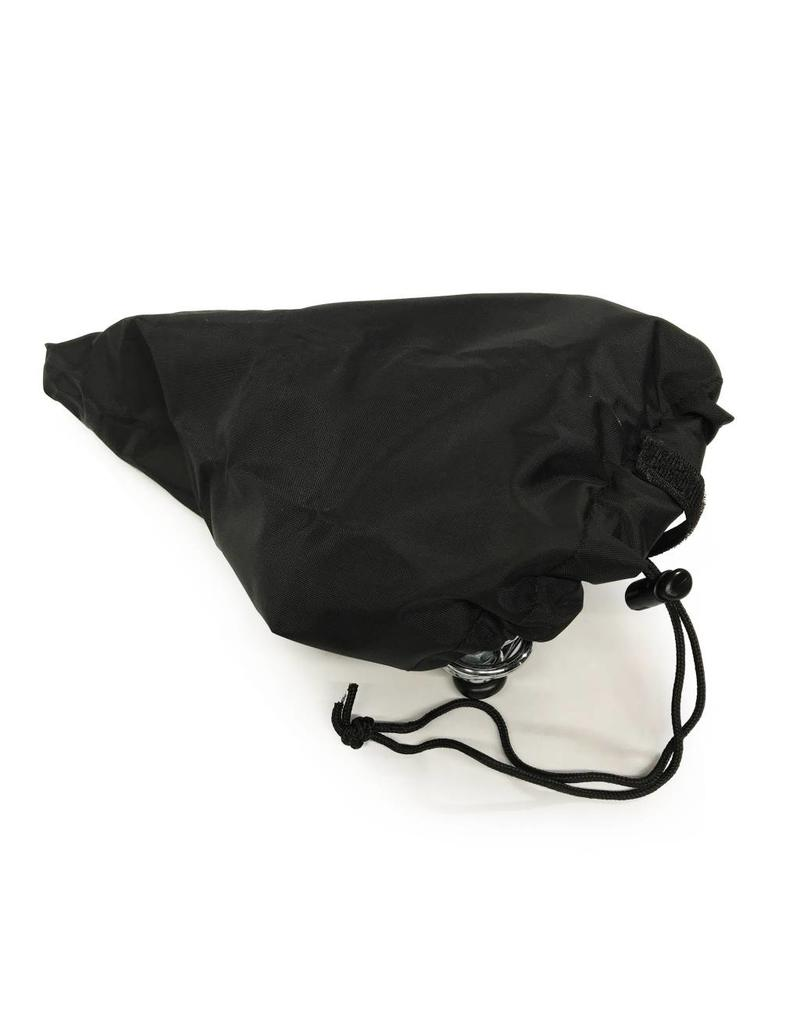 Jandd Saddle Cover Black Large
