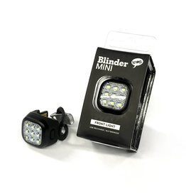 Knog Blinder Mini Niner Front Black