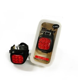 Knog Knog Blinder Mini Niner Rear Black