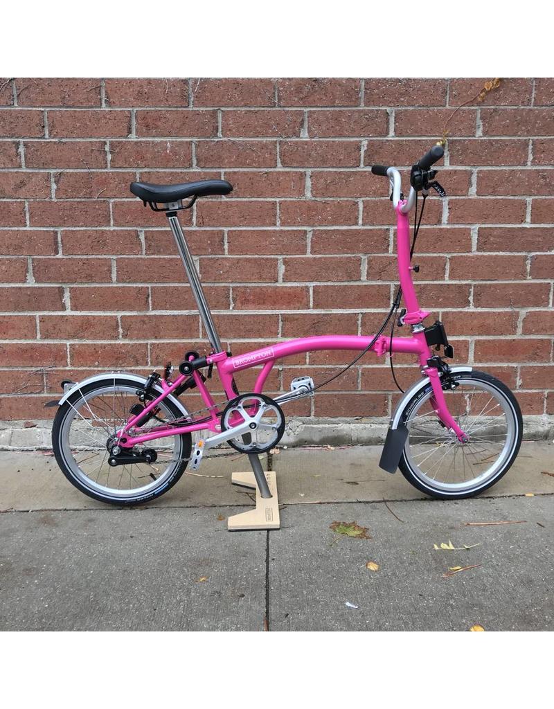 Brompton Brompton M3L Hot Pink