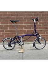 Brompton Brompton M6L Purple Metallic