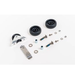 Brompton Rollers with fittings for Version L or E pair