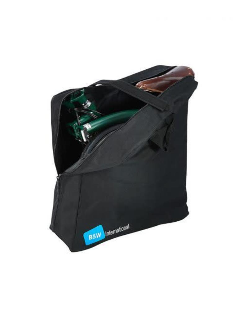 B&W Foldon Bag Brompton