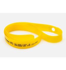 Brompton Rim Strip for double wall rim Yellow