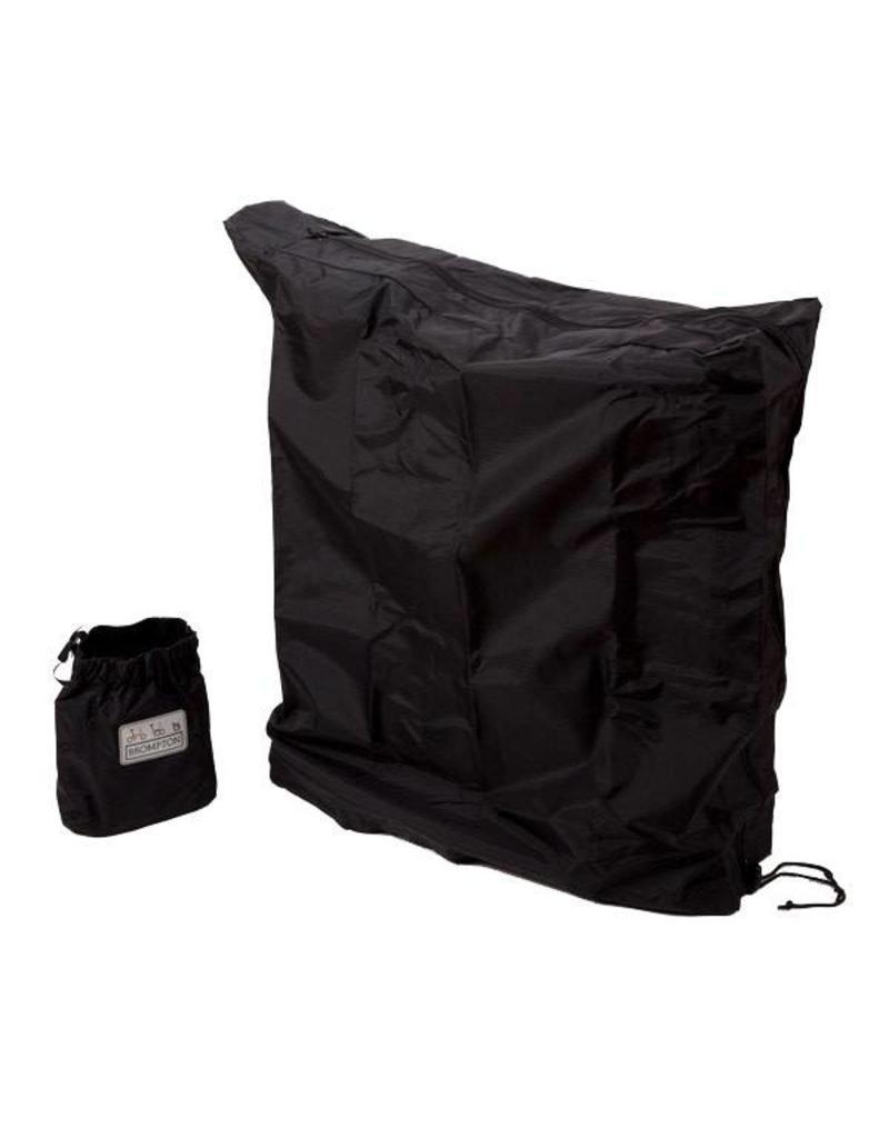 Brompton Brompton Bike cover and saddle bag Black