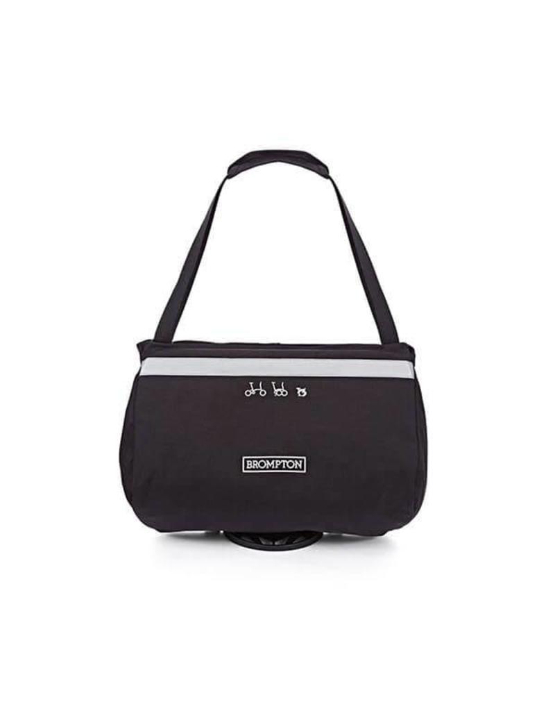 Brompton Brompton Folding Basket Black (includes frame and brace)