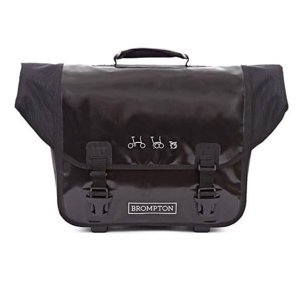 Brompton O Bag Black J C Lind Bike Co