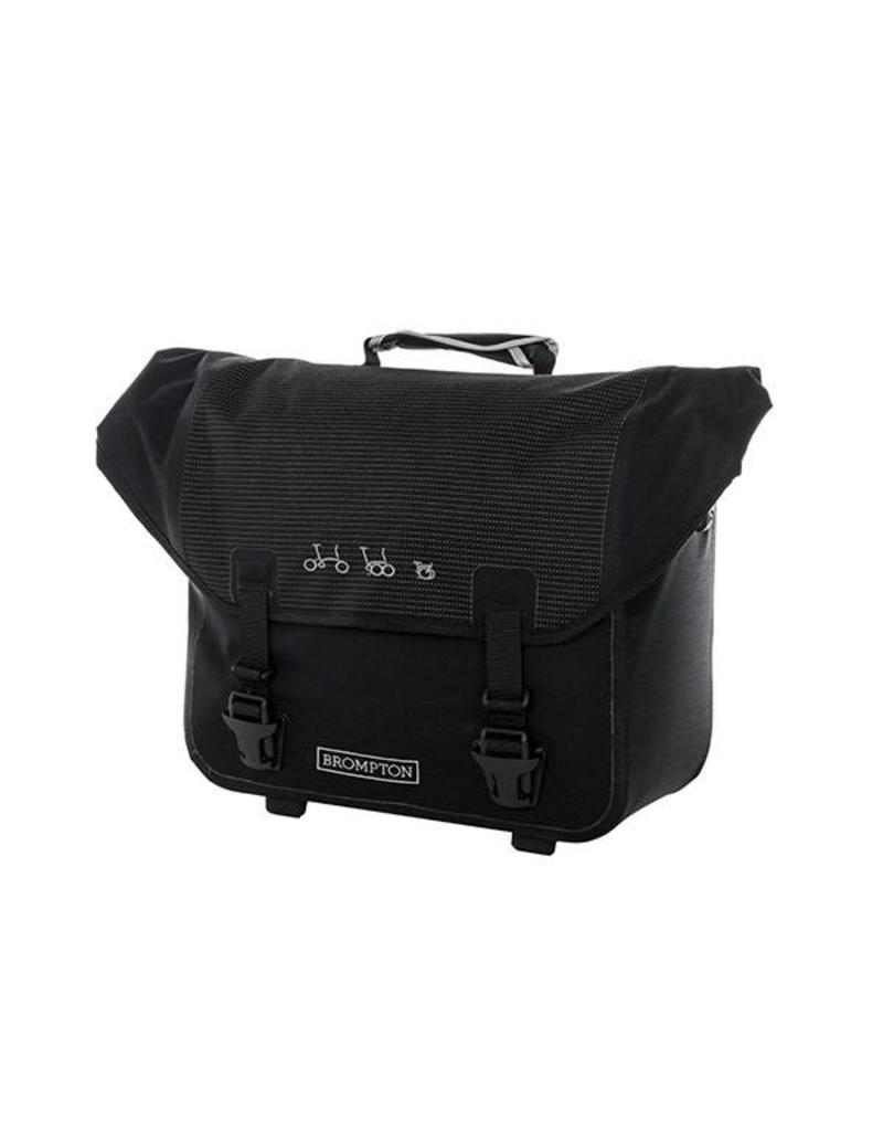Brompton Brompton O Bag Black Reflective