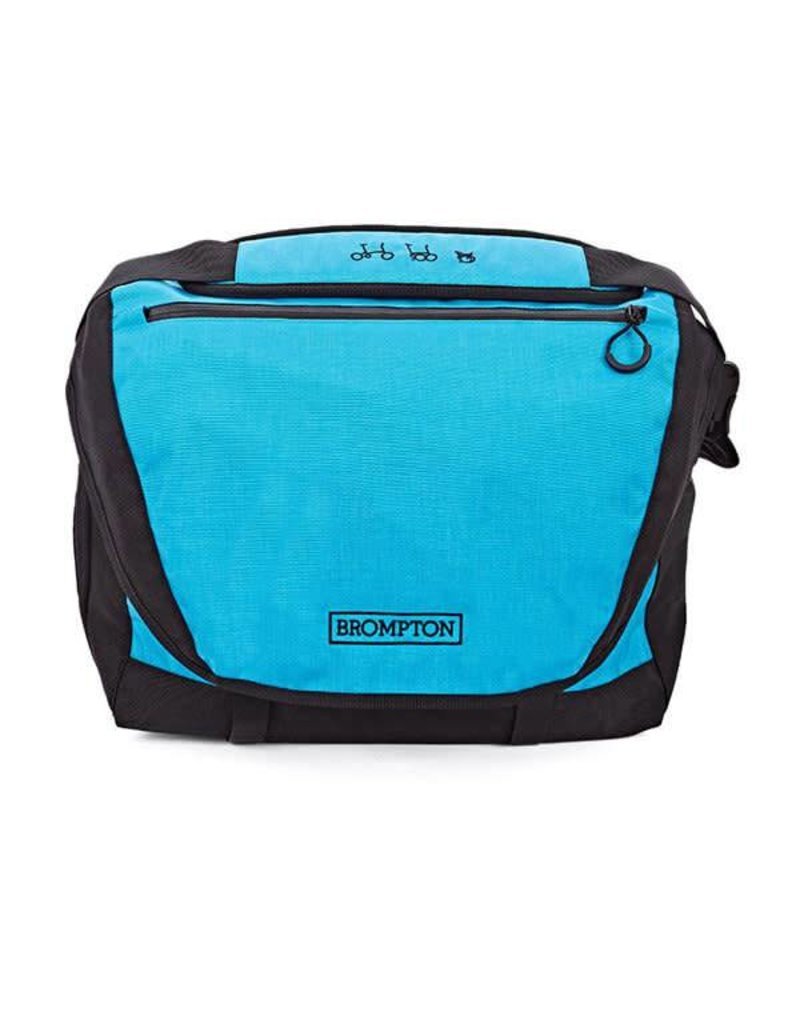 Brompton Brompton C Bag includes cover and frame Lagoon Blue