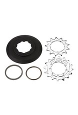Brompton Brompton Sprocket set 13T 16T for 3 32nd inch 9 spline for 6 speed BWR