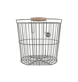 Linus Rear Wire Basket Iron