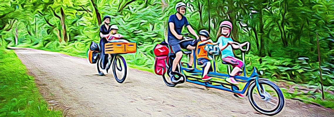 Onderwater Workcycles Family Adventures