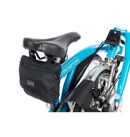 Brompton Brompton Bike Cover, with integrated pouch