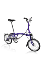 Brompton Brompton M6L Purple Metallic