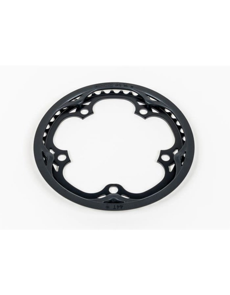 Brompton Brompton Chainring and guard for spider Type crankset 44T Black