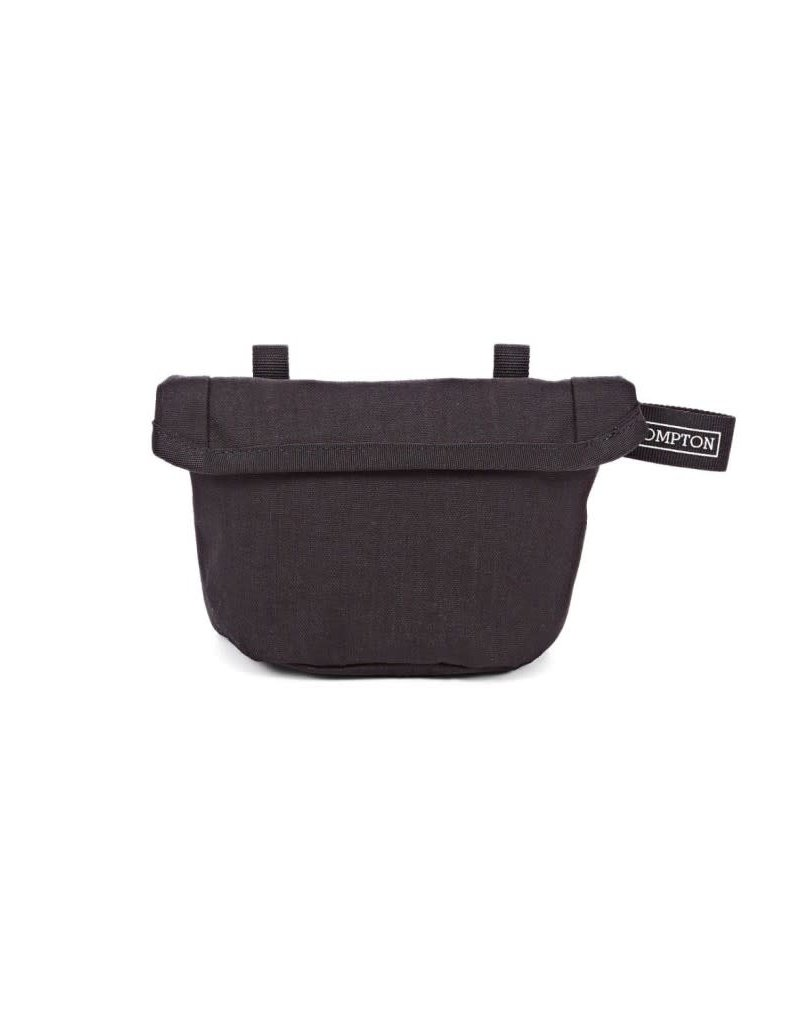 Brompton Brompton Saddle Pouch Black