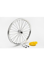 Brompton Brompton Front wheel radial lacing includes fittings for Standard bikes Silver