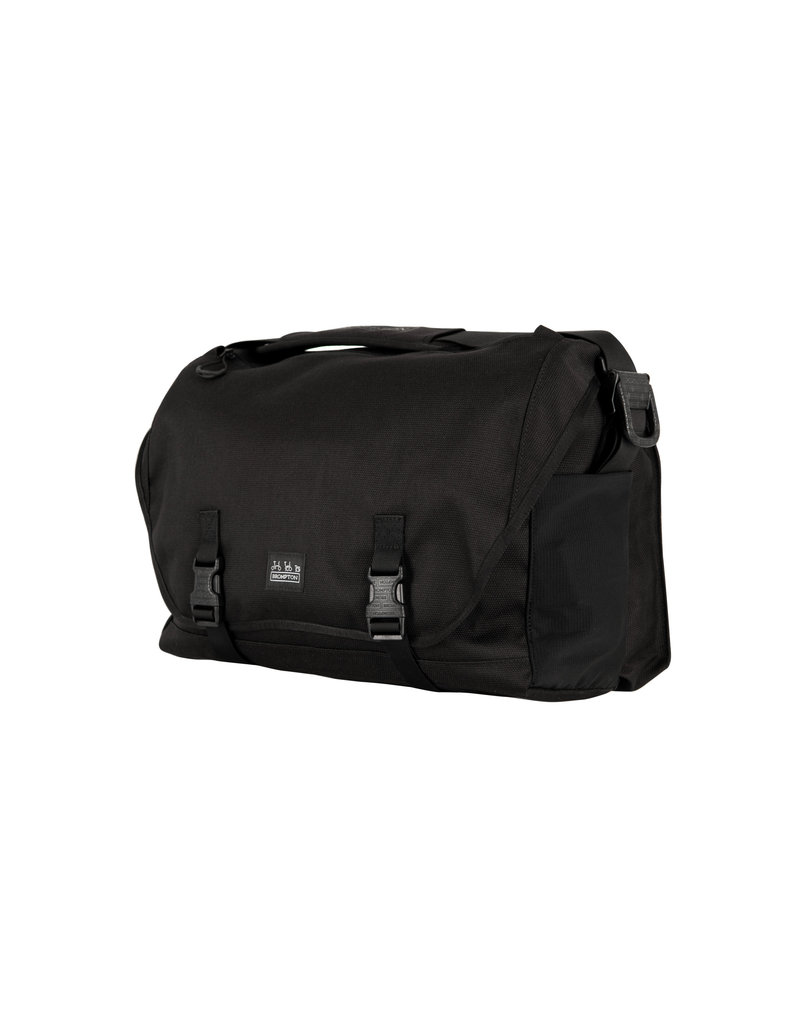 Brompton Brompton Metro L Messenger Bag includes cover and frame Black