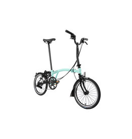 Brompton Brompton M6L Turkish Green / Black (Black Edition)