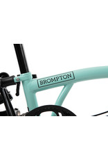 Brompton Brompton H6L Turkish Green / Black (Black Edition)