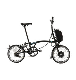 Brompton Brompton Electric M6L Gloss Black