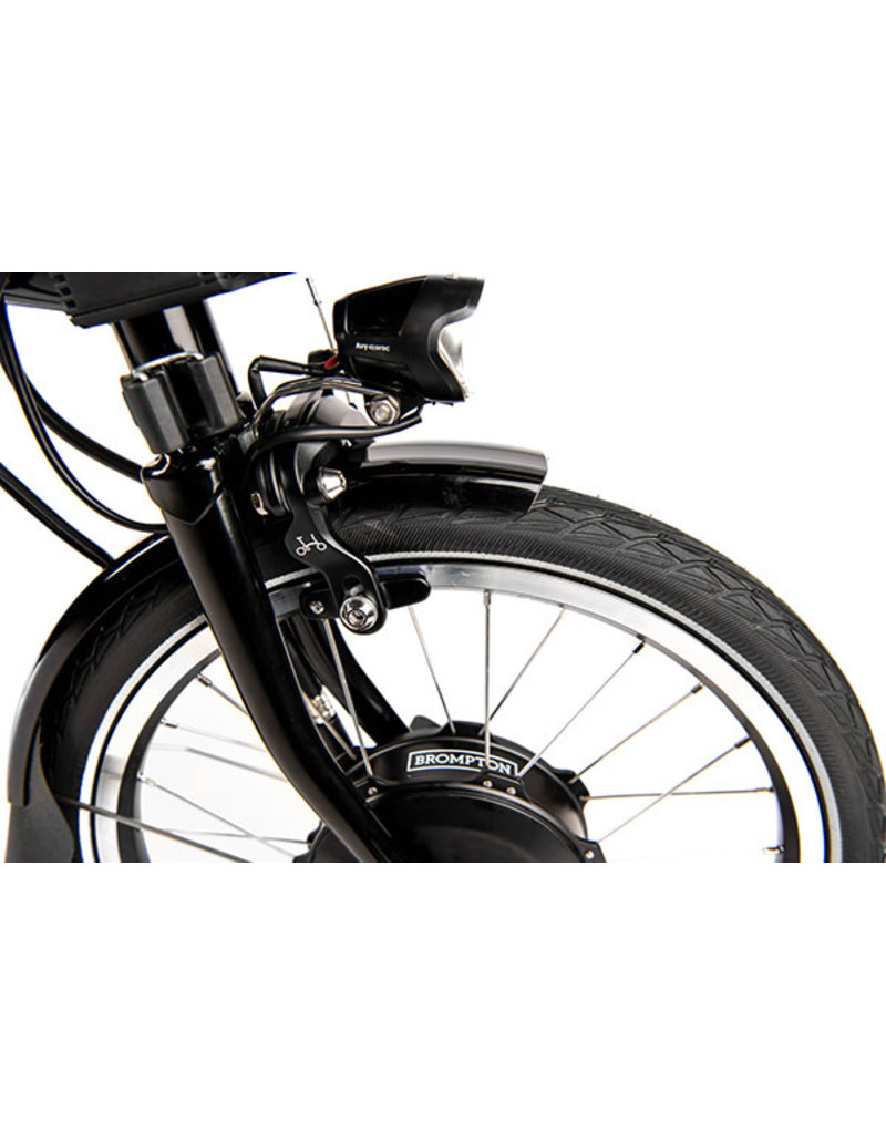 Brompton Brompton Electric H6L Gloss Black