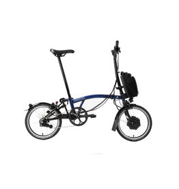 Brompton Brompton Electric H6L Bolt Blue Lacquer